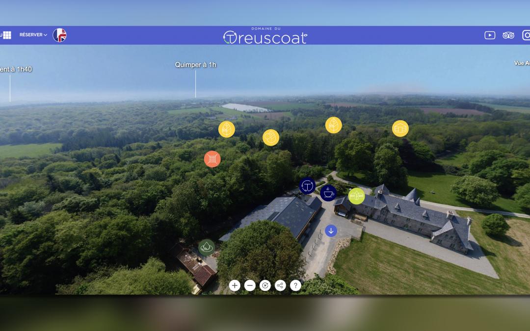 La visite virtuelle, un outil modulable toujours à la pointe de la technologie